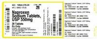 Naproxen Sodium Tablets
