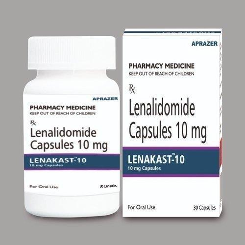 Lenalidomide Lenakast 10mg Capsules