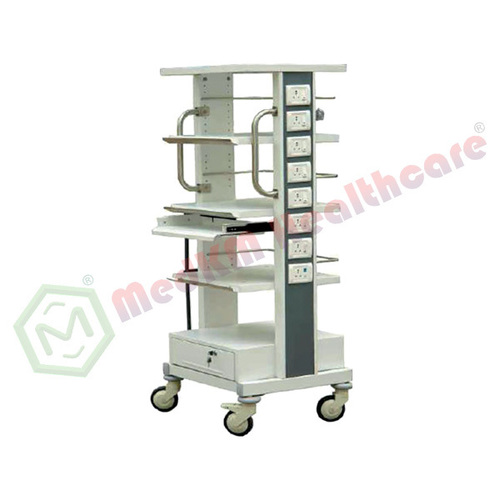 Laparoscopic/Monitor Trolley