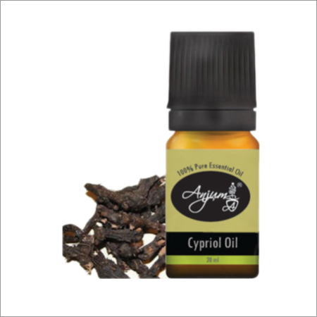 Cypriol (Nagarmotha) Essential Oil