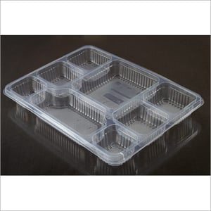 8 CP Sealable Meal Tray