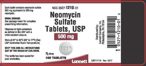 Neomycin Sulfate Tablets