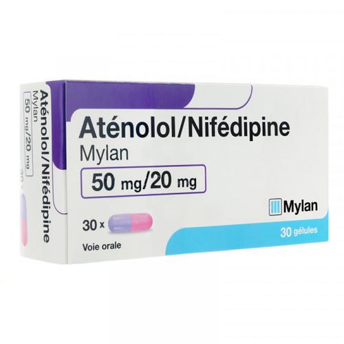 Nifedipine and Atenolol Tablets