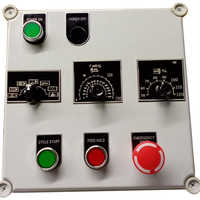 Machine Electric Control Panel Name Plate Laser Marking Service