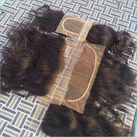 Human Hair Lace Frontal Closure