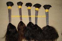 Braiding Indian Hair