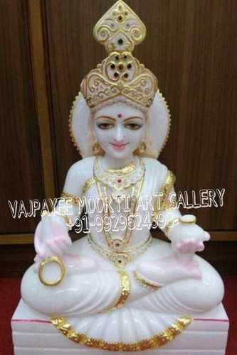 Marble Annapurna Mata Statue