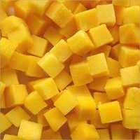 Frozen IQF Totapuri Mango Dices