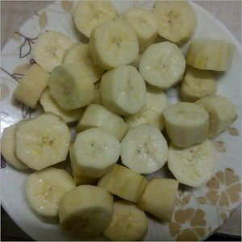 Frozen IQF Banana Slices