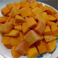 Frozen IQF Alphonso Mango Dices