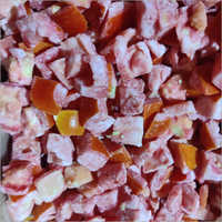 Frozen IQF Tomato Dices