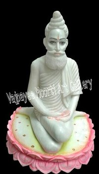 Marble Baba Loknath  Statue