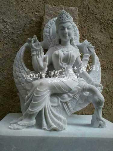 Makrana Marble Brahmani Statue