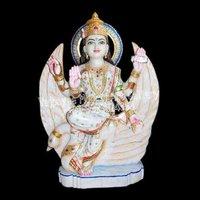 Marble Brahmani Statue