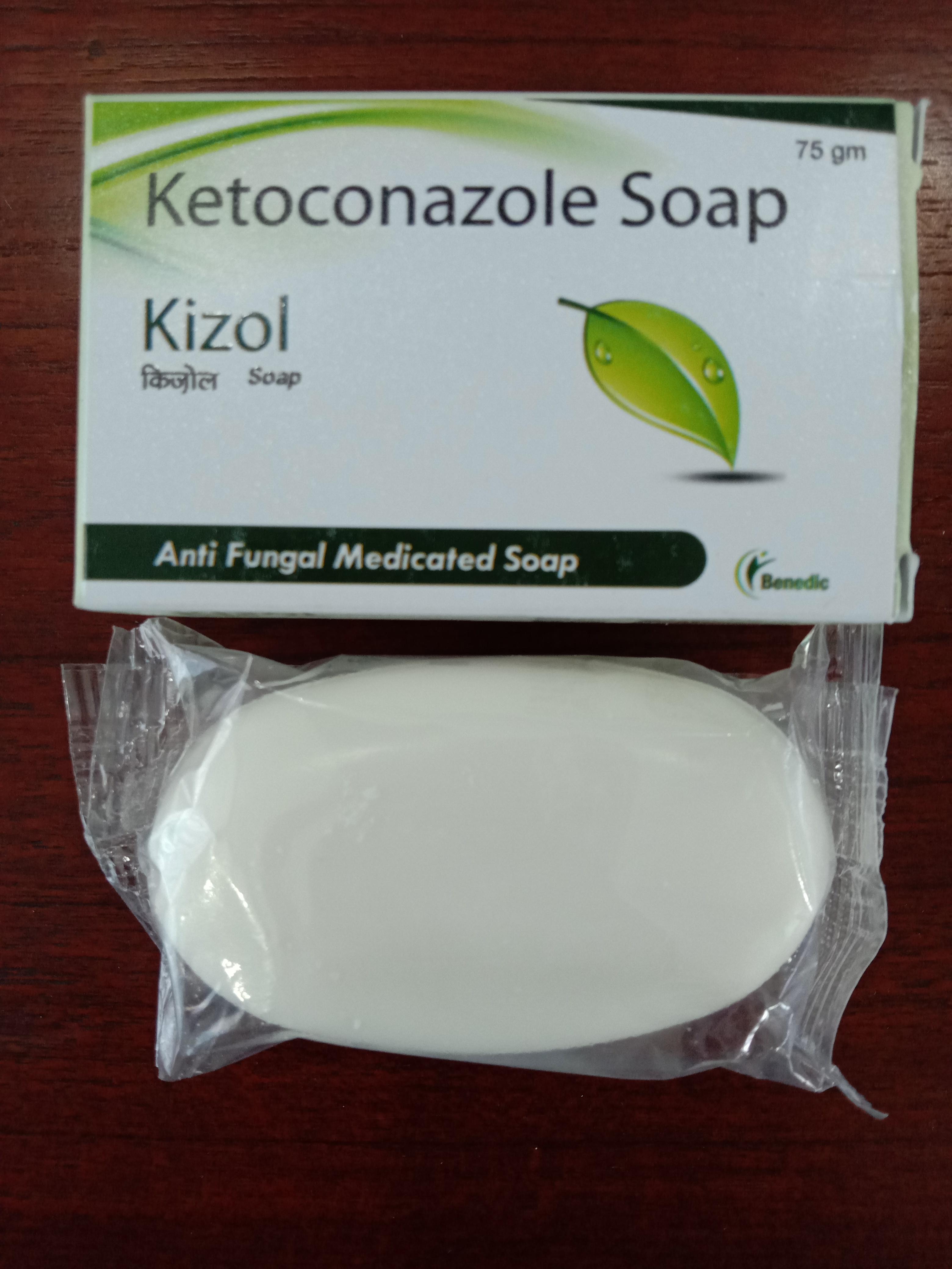 Kizole soap