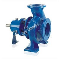 Single Stage End Suction Back Pull Out Type Centrifugal Pumps