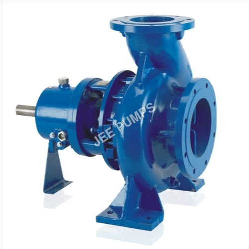 End Suction Back Pull Out Type Centrifugal Process Pump