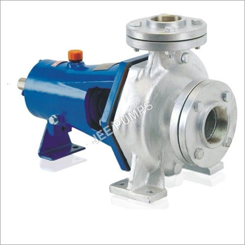 Semi Open Impeller Process Pump