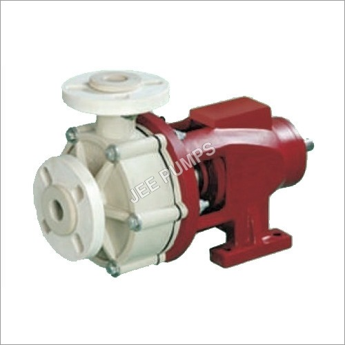 Non Metallic PP Pumps