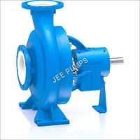 Single Stage Centrifugal Polypropylene Pump