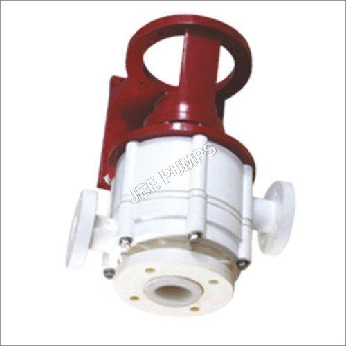 Vertical Polypropylene Pump