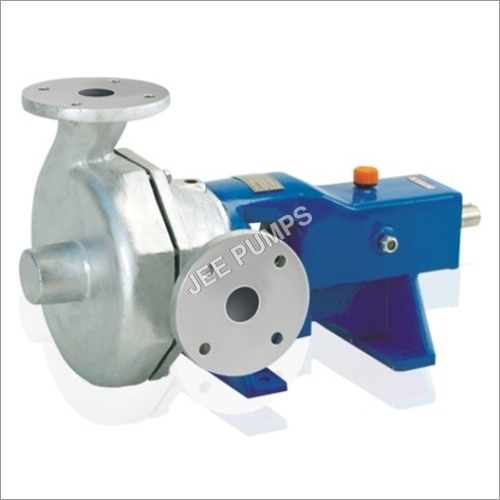 Industrial Single Stage Horizontal Side Suction Pump