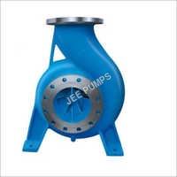 Paper Pulp Stock Pump