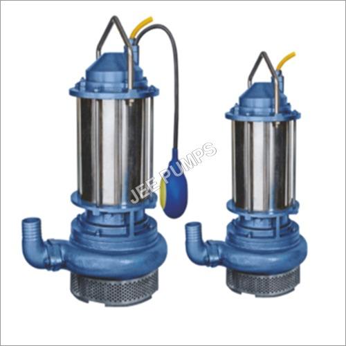Iron Submersible Sewage Pump