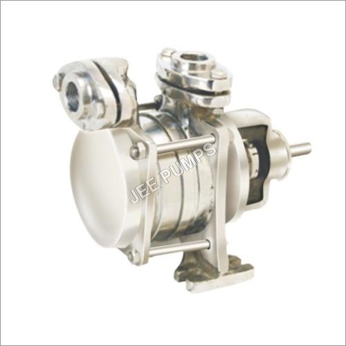 Circulating Solvent Barrel Pumps