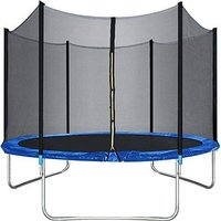 12 Feet GSD Step 21 Jumping Trampoline, For Park,Household