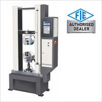 Electro Mechanical Dual Column Universal Testing Machine