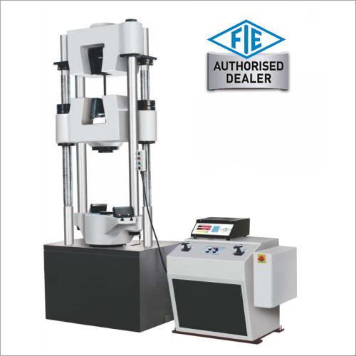 Digital Hydraulic Front Loading Universal Testing Machine