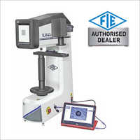 Load Cell Based Universal Hardness Testing Machine