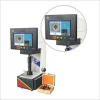 Touch Screen Digital Vickers Hardness Testing Machine