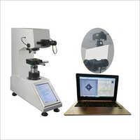 Digital Micro Vickers Hardness Testing Machine