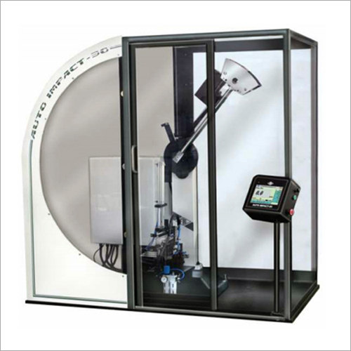 Automatic Digital Impact Testing Machine