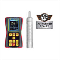 Portable Ultrasonic UCI Hardness Testing Machine