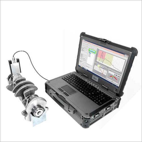 Hardness Case Depth Testing Machine