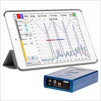 Ultrasonic Flow Detector Velograph II