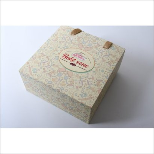 Rigid Food Packaging Box
