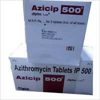 500mg Azithromycin Tablets IP