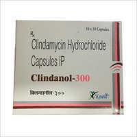 Clindamycin Hydrochloride Capsules