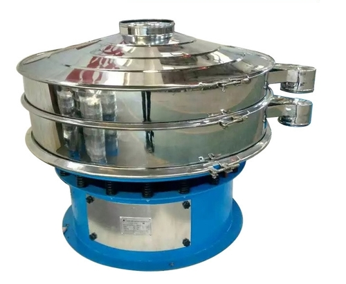 DYS-800-2 High Precision Efficient 800mm Diameter Rotary Vibrating Sieve For Screening Powder