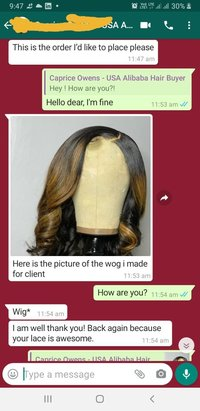 Wholesale Factory Price 100% Natural Lace Closure Frontal 4x4 13x4 Human Hair
