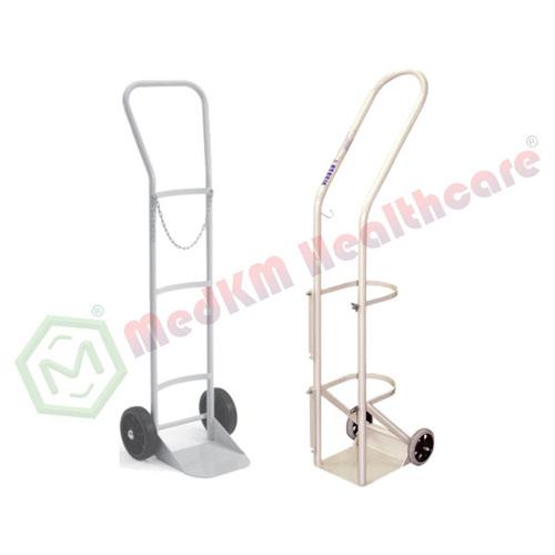 Trolley For Oxygen Cylinder