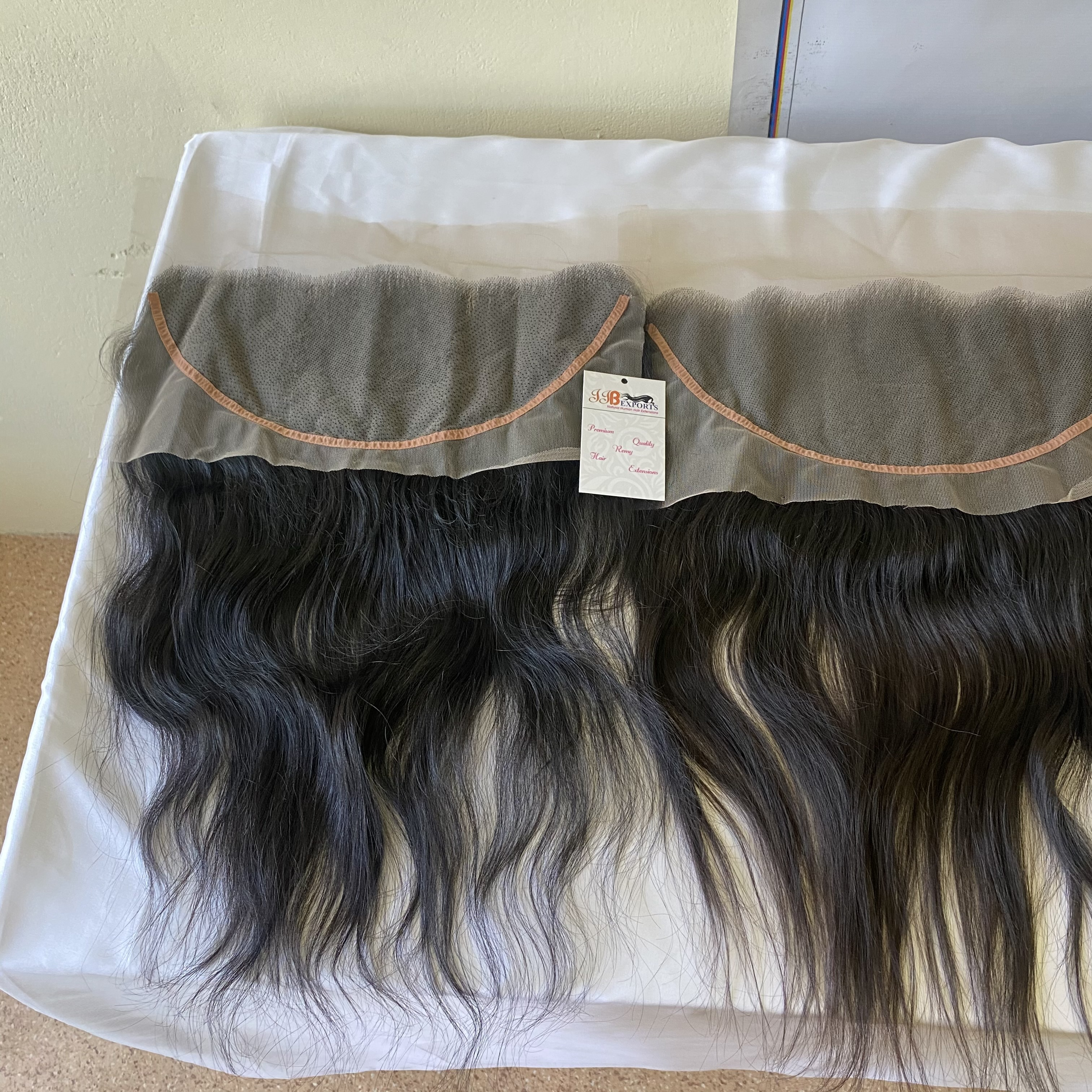 Top Quality Hd Thin Lace Frontal Closure With Baby Hair