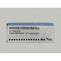 Papaverine Hydrochloride Tablets