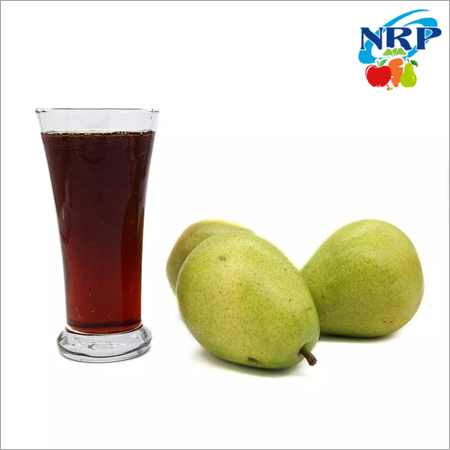 Clarified Pear Juice Concentrate