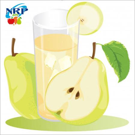 Clarrified Pear Juice