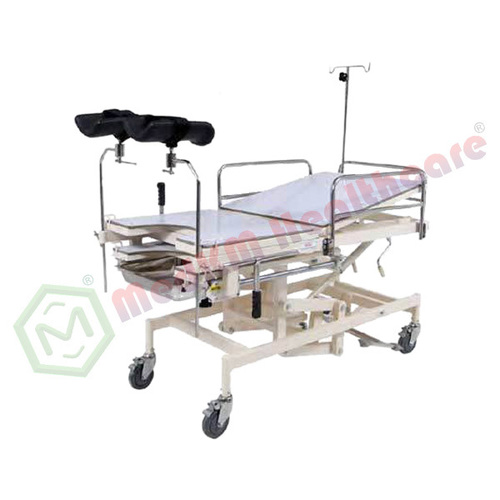 Obstetric Labour Table Telescopic Adjustable Height